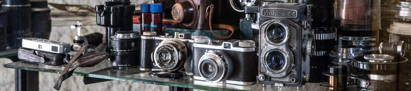 Kleinanzeigen-Video-Fotokamera