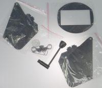 Kamera Konvolut mit vielen Teilen und Zubehör für Kameras