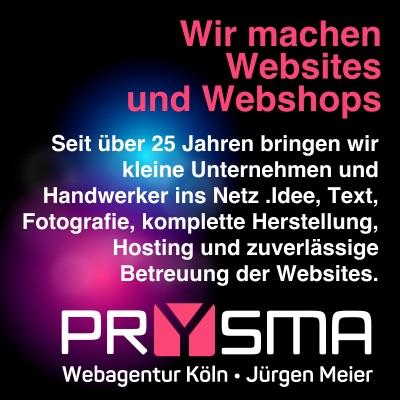 Webdesign Webagentur Köln Homepage Websites Shps